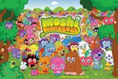 Character Collage Moshi Monsters
