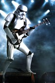 Stormtrooper Guitarist Star Wars