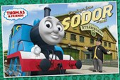 Greetings from Sodor Thomas the Tank Engine