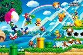 Mario Brothers Mayhem Nintendo's Mario Bros U