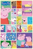 Peppa Pig Collage Peppa Pig