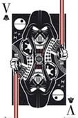 Darth Vader Playing Card Star Wars