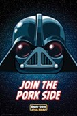 Join the Pork Side Angry Birds: Star Wars