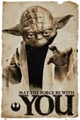 May The Force Be With You Yoda