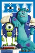 Mike & Sulley Disney Pixar's Monsters University