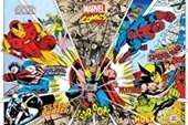 Character Kaleidescope Marvel Comics