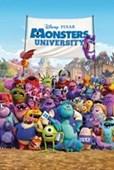 Character Collage Disney Pixar's Monsters University
