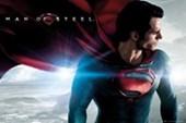 Caped Superstar Superman: Man of Steel