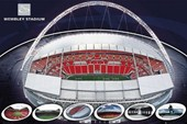 Wembley Stadium The Home of English Football