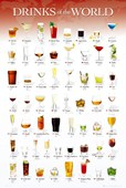 Know Your Poison Drinks Of The World