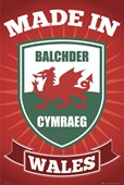 Made in Wales Welsh Pride