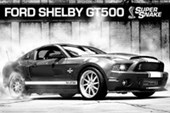 GT 500 Supersnake Ford Shelby