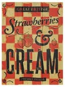 Strawberries & Cream Great British
