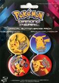 Pikachu Pokemon: Diamond and Pearl