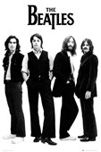The Fab Four in Black and White The Beatles