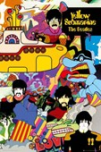 Yellow Submarine Collage The Beatles