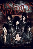 Black Veil Brides American Glam Rockers
