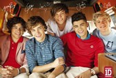 Signed, Sealed, Delivered! One Direction