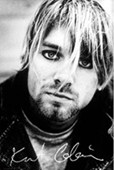 Grunge Hero Kurt Cobain