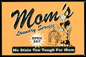 No Stain Too Tough For Mom Mom's Laundry Service