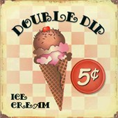 Double Dip Ice Cream