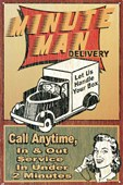 Let Us Handle Your Box Minute Man Delivery