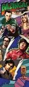 Bazinga Comic Style! The Big Bang Theory