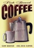 Slow Roasted Fresh Brewed Coffee