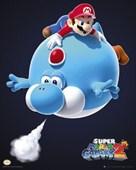 Mario and Yoshi in Trouble! Super Mario Galaxy 2