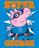 Super George! Peppa Pig