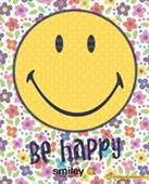 Be Happy Smiley World