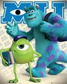 Uni Boys Disney Pixar's Monsters University