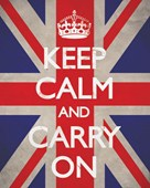 Keep Calm Union Jack Keep Calm and Carry On