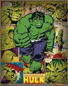 Giant Green Hero! The Incredible Hulk