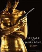 50 Years of James Bond 007 50th Anniversary