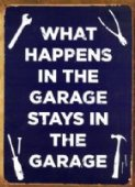 What Happens in the Garage Garage Humour
