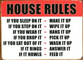 House Rules If You...