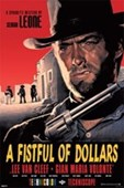 Sergio Leone Classic A Fistful of Dollars