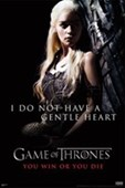 I Do Not Have A Gentle Heart Game of Thrones