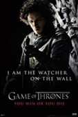 I Am The Watcher On The Wall Game of Thrones