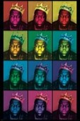 Pop Art King Notorious BIG