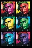 Pop Art Rapper Tupac