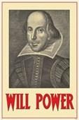 Will Power William Shakespeare