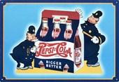 Bigger, Better Pepsi Cola