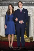 A Royal Engagement Prince William and Kate Middleton