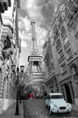Flashes of Colour in Paris Paris