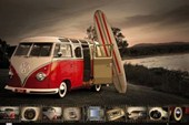 Surfer Heaven VW Camper Van