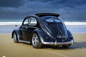 Splitty Volkswagen Beetle