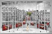A Capital Through a Window London