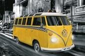 NY VW VW Camper Van